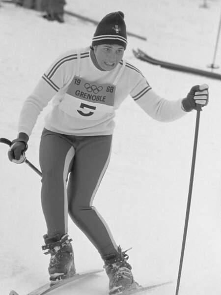 1968, les JO de Grenoble