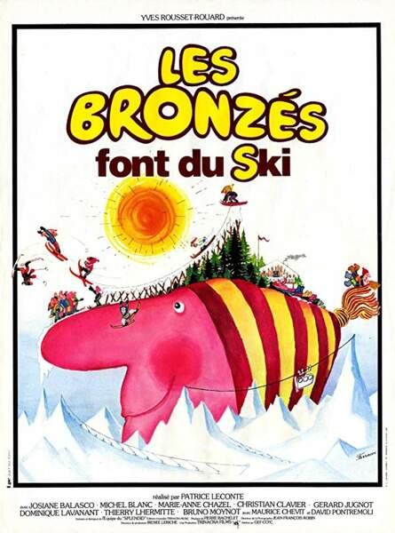 1979, Les Bronzés font du ski