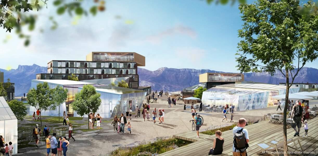 2030, le projet Mountain Park