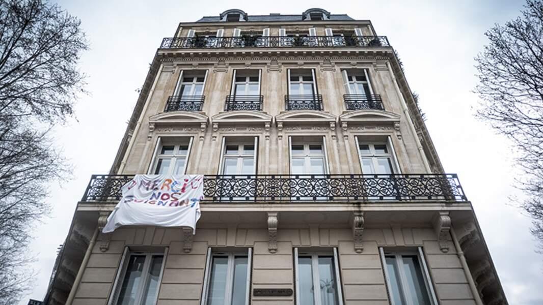Au 6e jour de confinement, à Paris