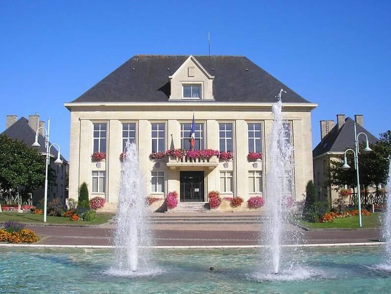 Aunay-sur-Odon (Calvados), maison d'un mystérieux meurtrier