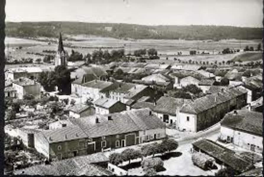 Uruffe (Meurthe-et-Moselle), le village du diable