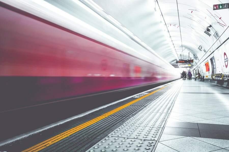 Horizon 2025, technologie : faire filer les trains à ultra grande vitesse