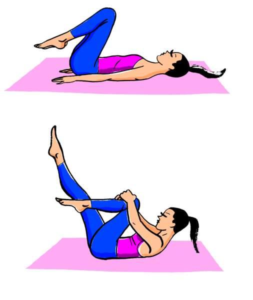 Extension de la jambe isolée : bouger les jambes en soutenant son centre d'énergie, travailler dans son « cadre »