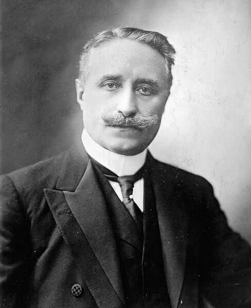 23 mai 1920 : oups ! Le Président a déraillé