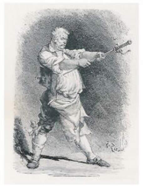 24 avril 1671 : le chef Vatel s'embroche en plein banquet !