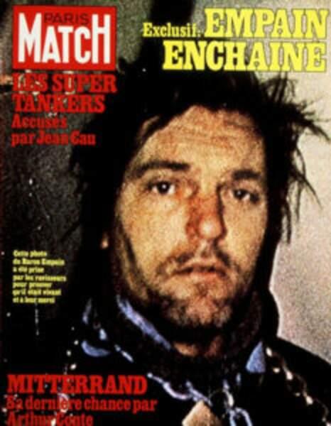 23 janvier 1978 : le baron Empain estkidnappé