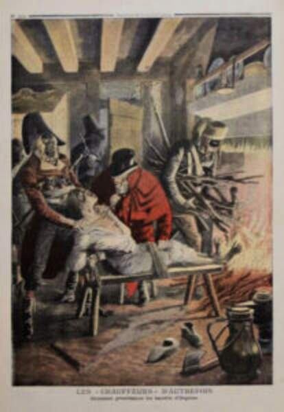 22 novembre 1795 : le brigand tue un couple et ses six enfants