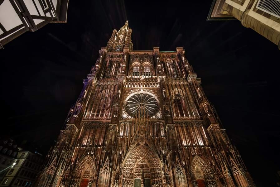 À la Cathédrale de Strasbourg, la dernière tentation du diable