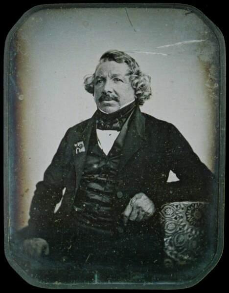 Louis Daguerre- Le daguerréotype