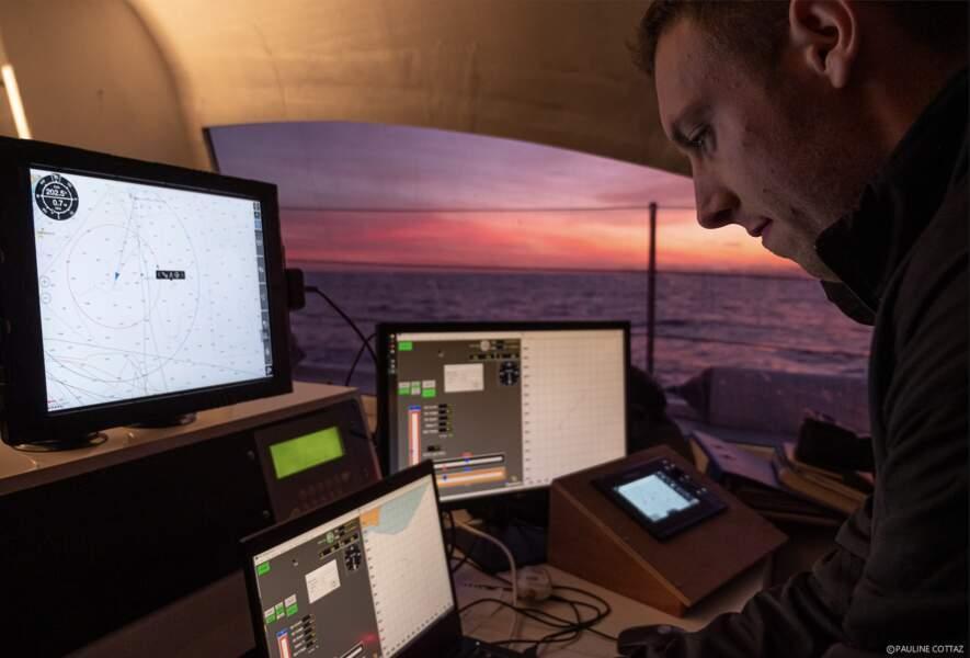 L'ingénieur qui programme les navires laboratoires autonomes
