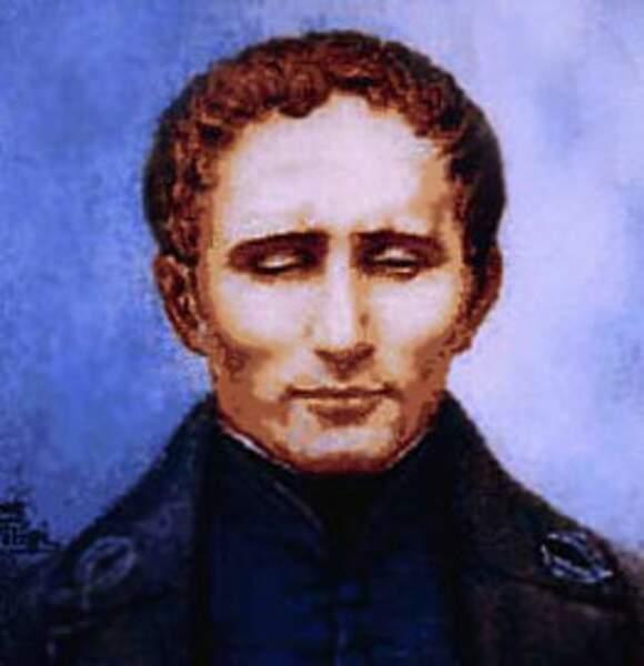 Louis Braille- L'écriture braille