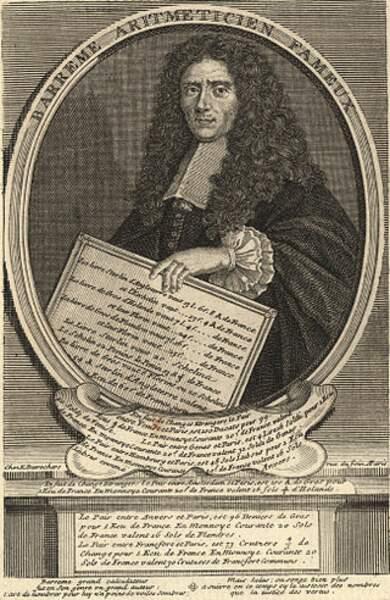 François Barrême- Le barême