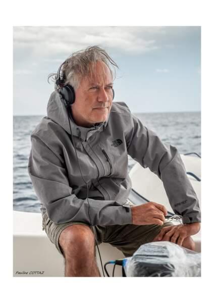 Hervé Glotin (CNRS/université de Toulon) le directeur scientifique de la mission Quiet Sea