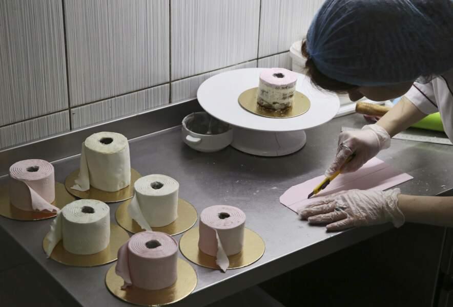 En Biélorussie, pas de pénurie de papier toilette. En tout cas, pas pour ceux en sucre
