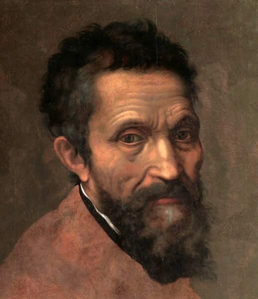 Léonard de Vinci ne peut pas voir Michel-Ange en peinture