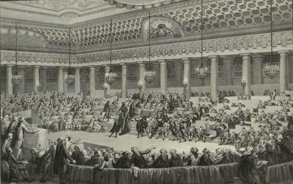 5/ Le 4 août 1789, les députés abolissent les privilèges