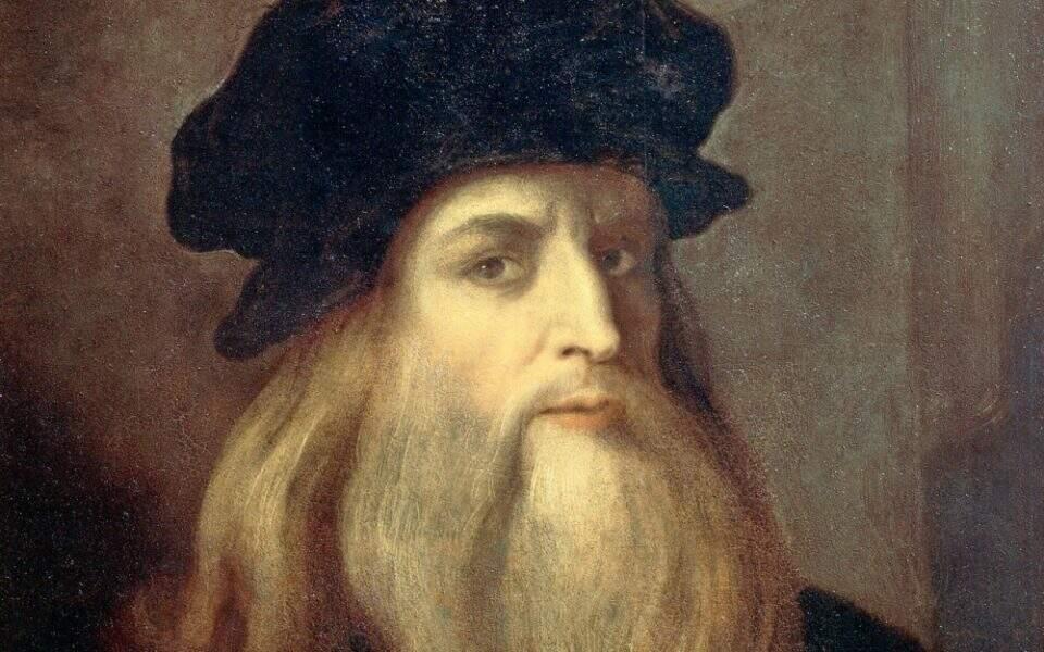 Léonard de Vinci n'est pas très éduqué