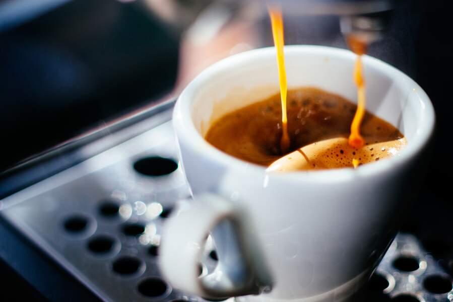 Le café soulage