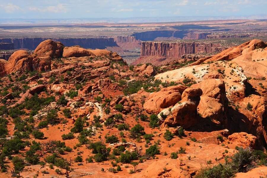 Plateau du Colorado- 337 000 km²