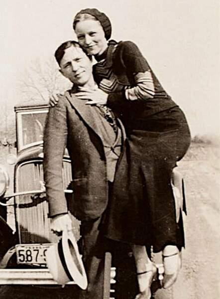 Bonnie and Clyde : entre eux c'était à la vie, à la mort !