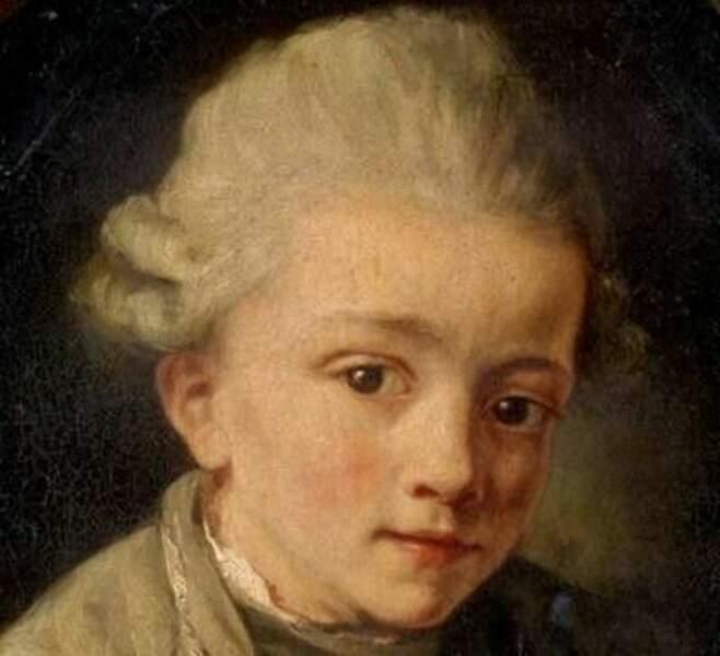 Non, le petit Wolfgang n'était pas tyrannisé par son papa