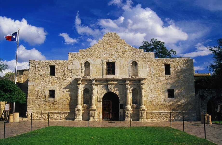 Le coffre de Fort Alamo (États-Unis)