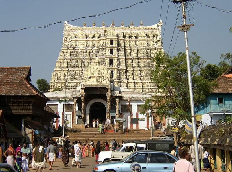 Le trésor maudit des princes de Travancore (Inde)