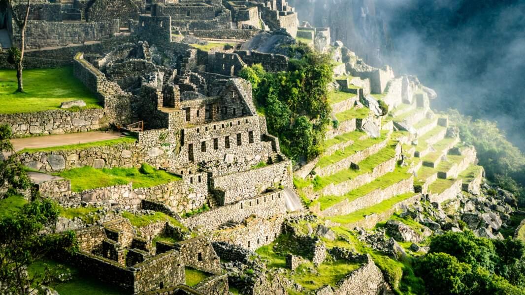 L'or des Incas (Équateur)