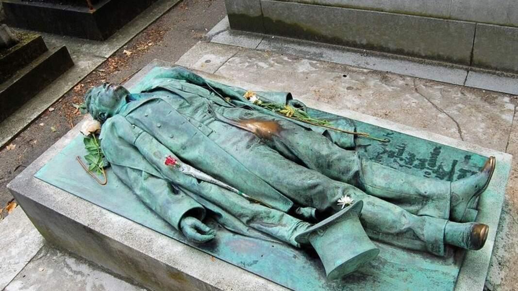 La tombe de Victor Noir (Paris)