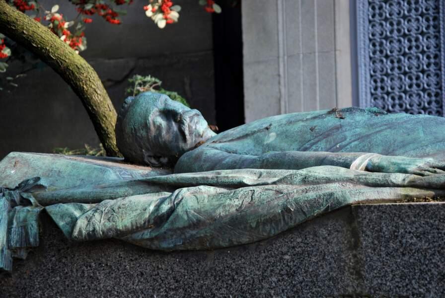 La tombe de Félix Faure (Paris)