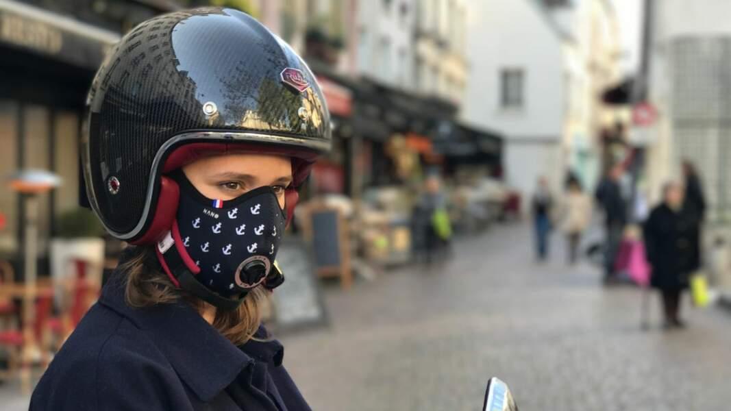 Masques FFP3 : des filtres qui pompent l'air