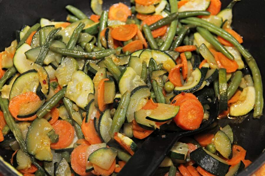 Est-ce qu'avec une poêlée de légumes, je remplis l'objectif 5 fruits et légumes par jour ?