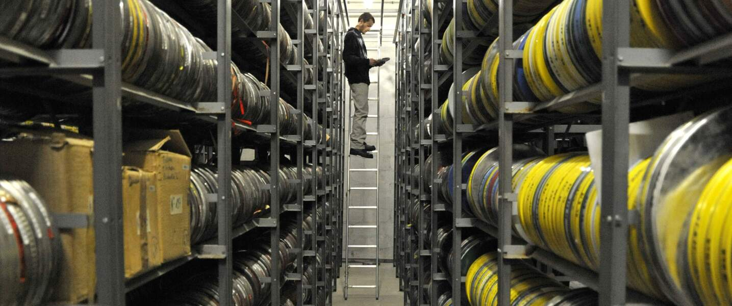 Les archives de l'INA