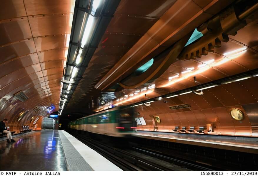La RATP fête ses 120 ans