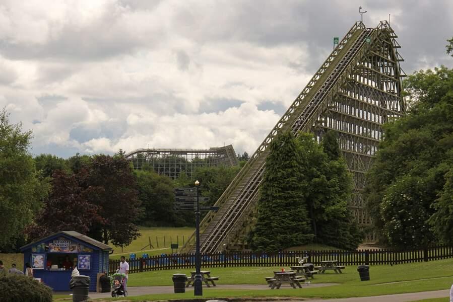 Le grand huit le plus long d'Europe