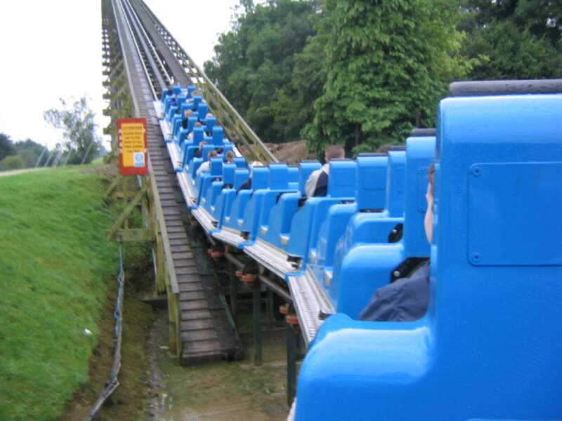 The Ultimate, Lightwater Valley, Royaume-Uni