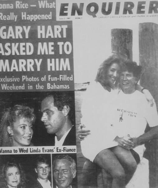 Gary Hart, foudroyé en pleine ascension