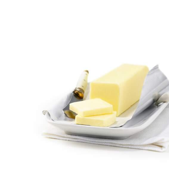 Le beurre salé, spécialité bretonne