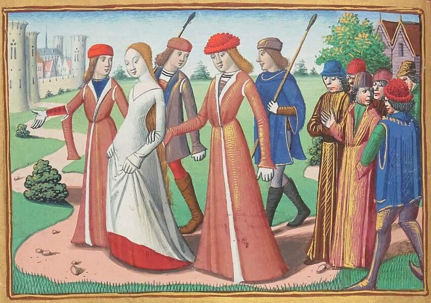 7. Jeanne d'Arc aurait eu de nombreux amants