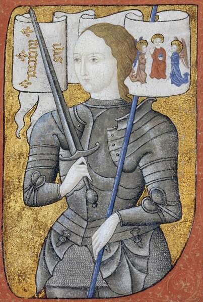 5. Jeanne d'Arc a été trahie par Charles VII