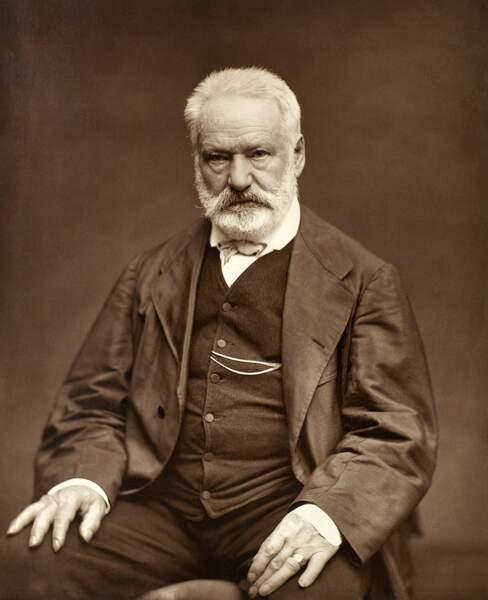 Victor Hugo a prononcé son oraison funèbre