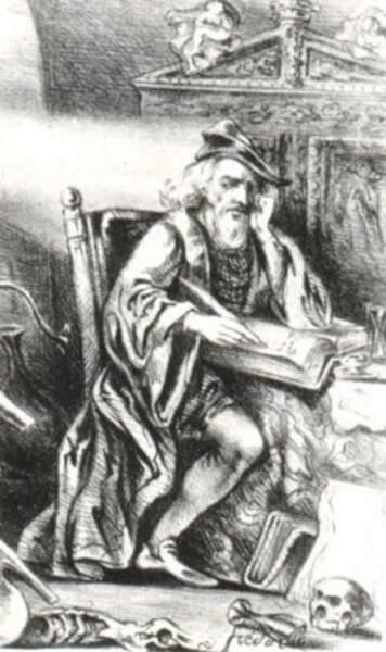 Nicolas Flamel, le mythe français (V. 1330 -1418)