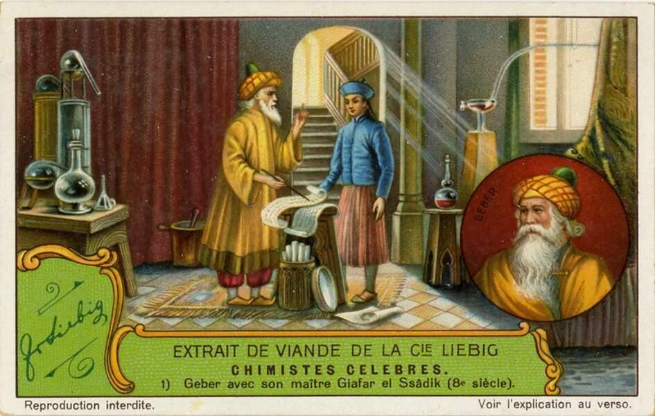 Jabir Ibn Hayyan, le grand maître de l'alambic (V. 721-V. 815)