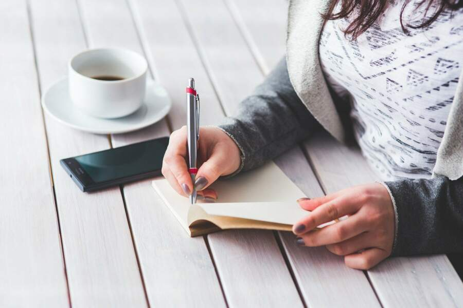 Écrivez