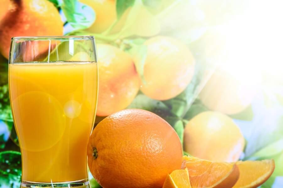 7. Préférer le fruit à son jus