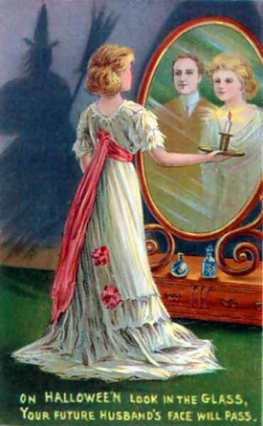 Bloody Mary: un miroir pour tester son courage
