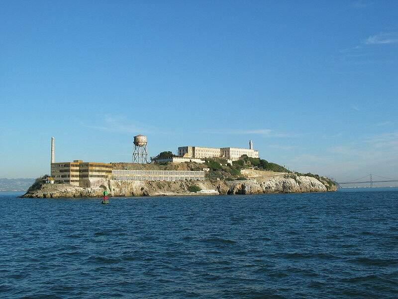 Les fantômes d'Alcatraz