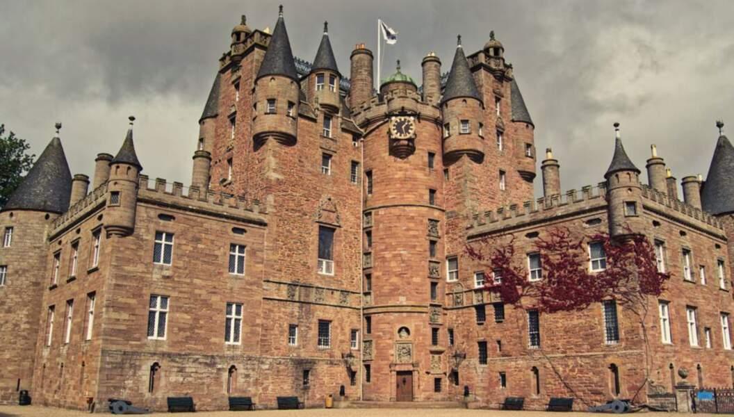 Les fantômes du Glamis Castle