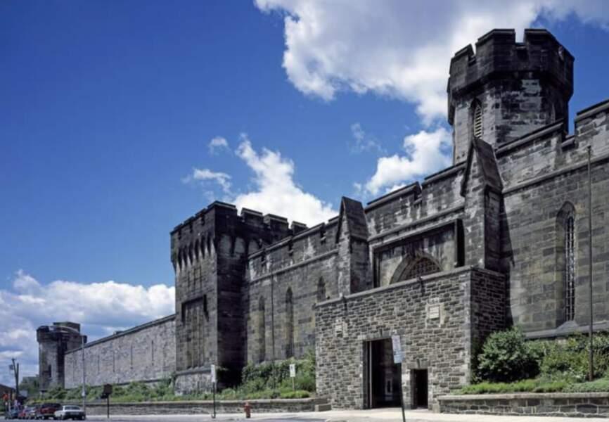 Les murs hantés de l'Eastern State Penitentiary